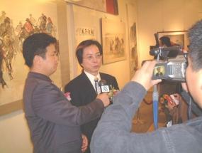 2005年 東莞臺商莊漢生創建世界最大的藝術雕塑展臺